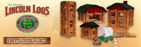 Lincoln Logs To Be Made in USA Again
