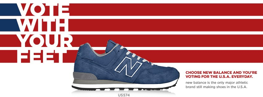 the best attitude dc66c ce072 Check Out New Balance's Latest 'Made in the USA' Sneaker Collections