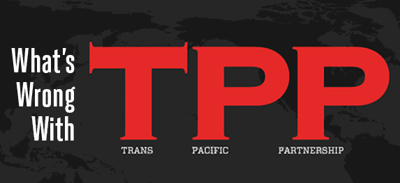TPP Trade Deal Being Sold With Bogus Economic Models, Trans-Pacific Partnership (TPP) - No to Fast Track
