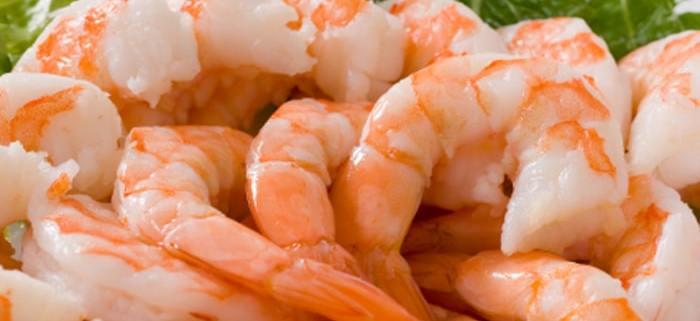 Shrimp at Walmart and Costco