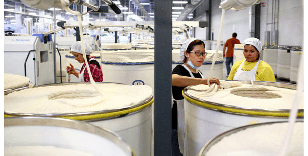 Chinese Textile Manufacturers Bring Jobs Back to America