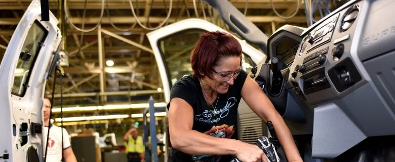 Ford shifts truck production from Mexico to Ohio