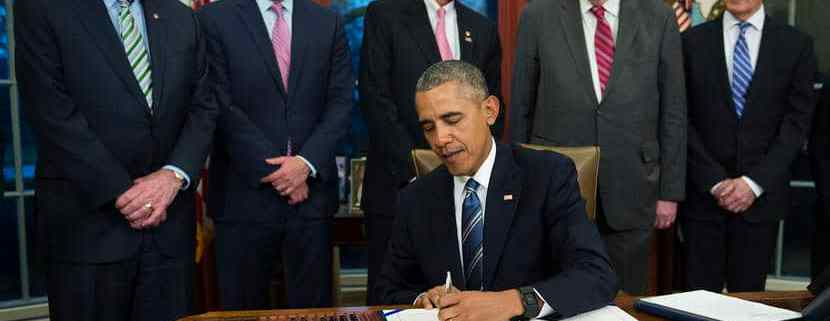 Obama signs law banning imported goods produced by forced labor