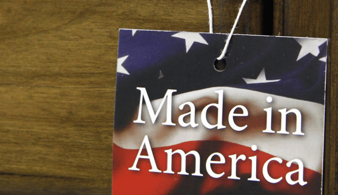 84bc3240bdc Poll: Americans prefer low prices to items Made in USA