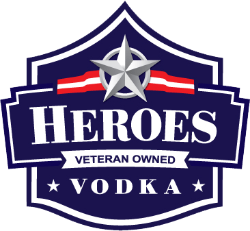 Heroes Vodka, Veteran owned made in usa vodka, veteran owned american made vodka, American list, Spirits,