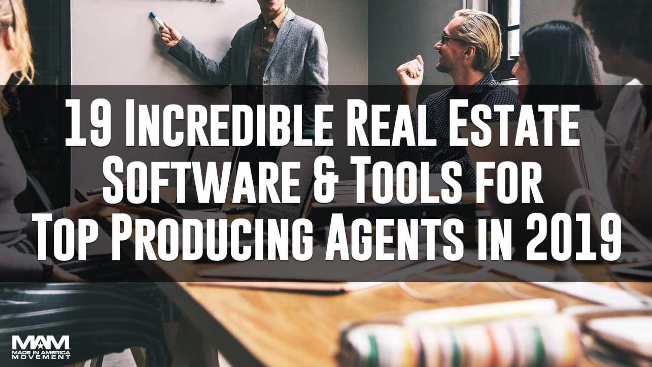 Best Real Estate Software