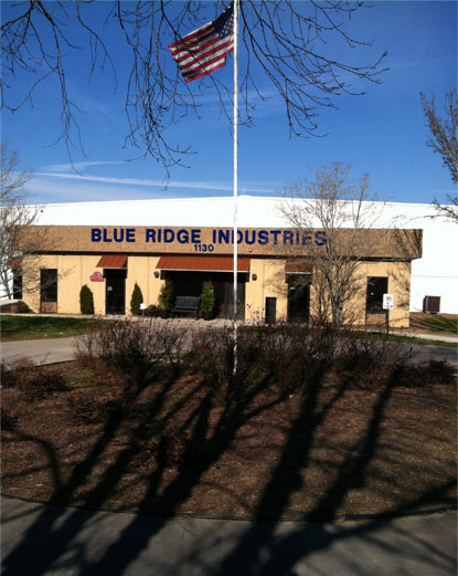 american made jeans - blue ridge industries