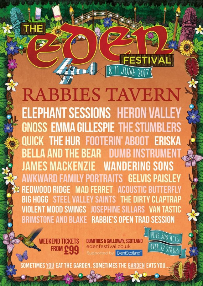Eden Festival 2017