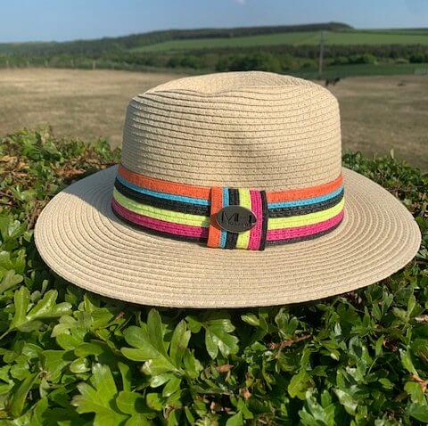 Summer Straw Hat Tan