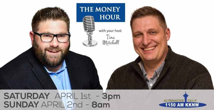 The Money Hour with Tina Mitchell Radio Show