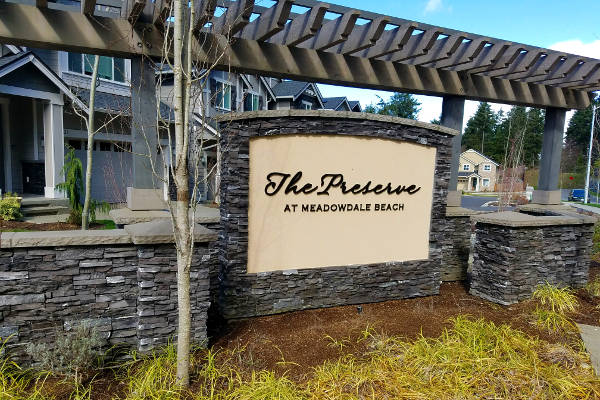 The Preserve at Meadowdale beach