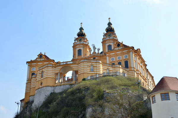 Click the photo to see the entire Melk Abbey photo gallery