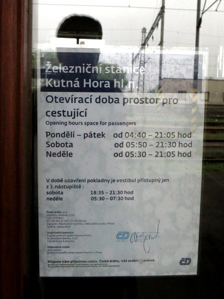 kutna-hora-train-station-hours
