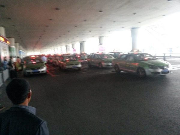 chengdu-airport-taxi-stand