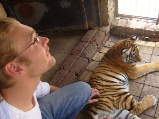 Playing with Tigers!