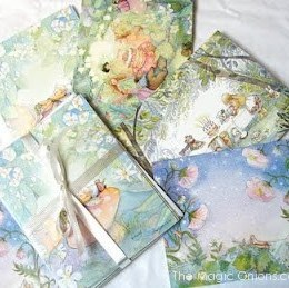Fairy Greeting Cards from The Magic Onions