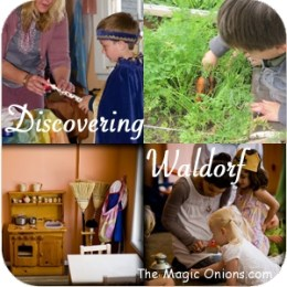 Discovering Waldorf :: Modeling In Waldorf Education