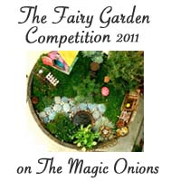 Fairy Garden, make a magical, miniature, fairy garden