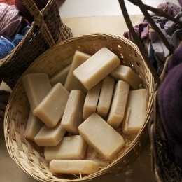 A Father's Day Gift :: Felted Soap-on-a-Rope