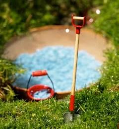 Fairy Garden Tutorial : How to plant a Fairy Garden