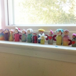 Making Peg Dolls by Margaret Bloom :: Review and Giveaway!