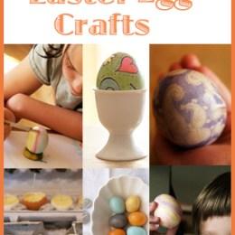 Our Best Easter Egg Crafts