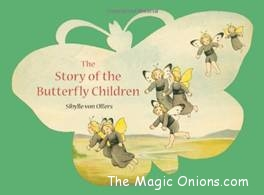 The Story of the Butterfly Children - Sibylle Von Olfers