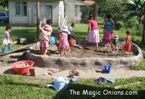Discovering Waldorf on The Magic Onions