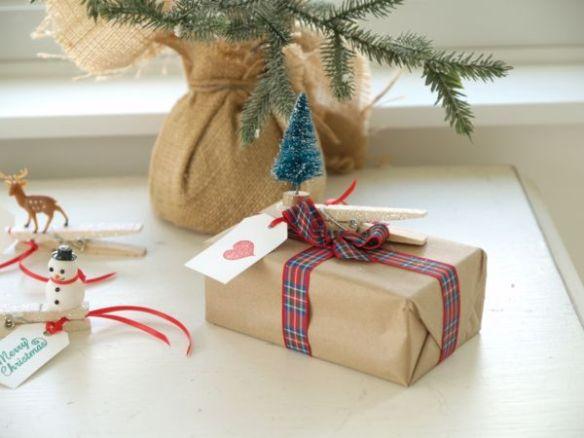 Woodland Gift Tags : Winter Magic Craft Box : www.theMagicOnions.com