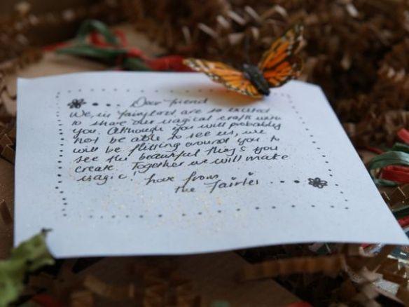 Winter Magic Craft Box : www.theMagicOnions.com