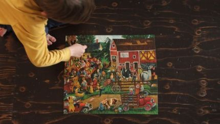 Puzzle Sunday : www.theMagicOnions.com