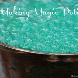 Making Magic Potions