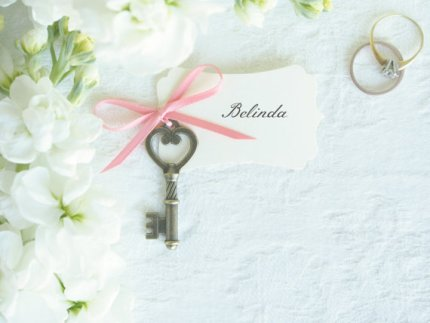 Vintage Key Wedding Escort Cards : Fairyfolk Weddings : www.fairyfolkweddings.etsy.com