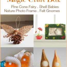 Magic Craft Boxes available Now – Autumn