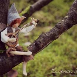 Delightful Fairies from Lavender & Lark