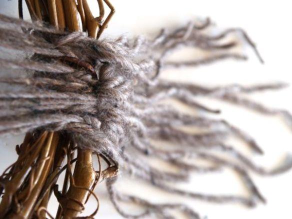 Autumn Woven Tree Wreath : The Magic Onions Blog