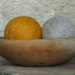 Make your own DIY Wool Dryer Balls