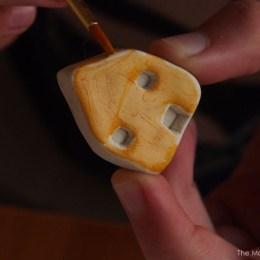 Mini Clay Houses : DIY TUTORIAL
