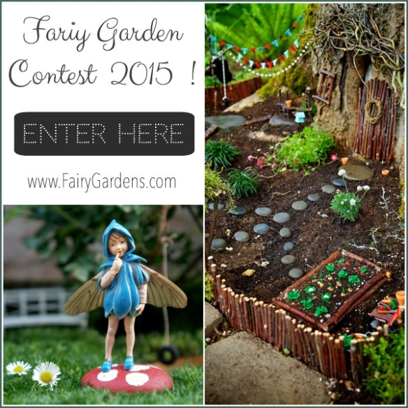 photo of magical fairy garden contest