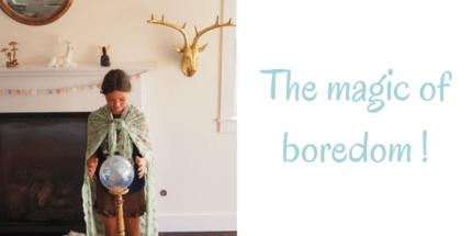 The magic of Boredom : www.theMagicOnions.com