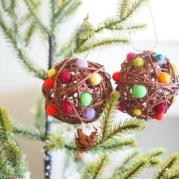 Felt Gumdrop Ornaments :: DIY Tutorial