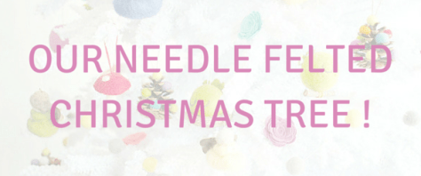 Shop for Needle Felted Christmas Ornaments at The Magic Onions Shop :: www.theMagicOnions.com/shop