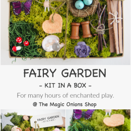 New Fairy Garden Kits