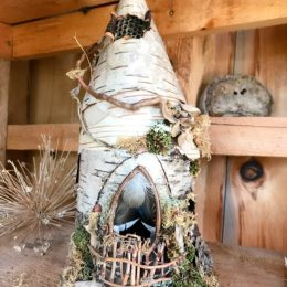 Charming Fairy Houses
