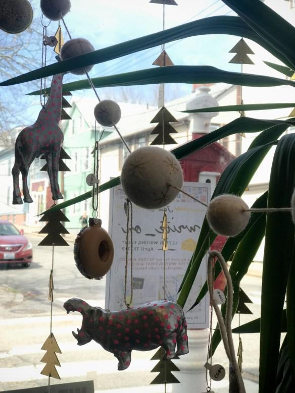 Trip to Providence, RI, The Magic Onions