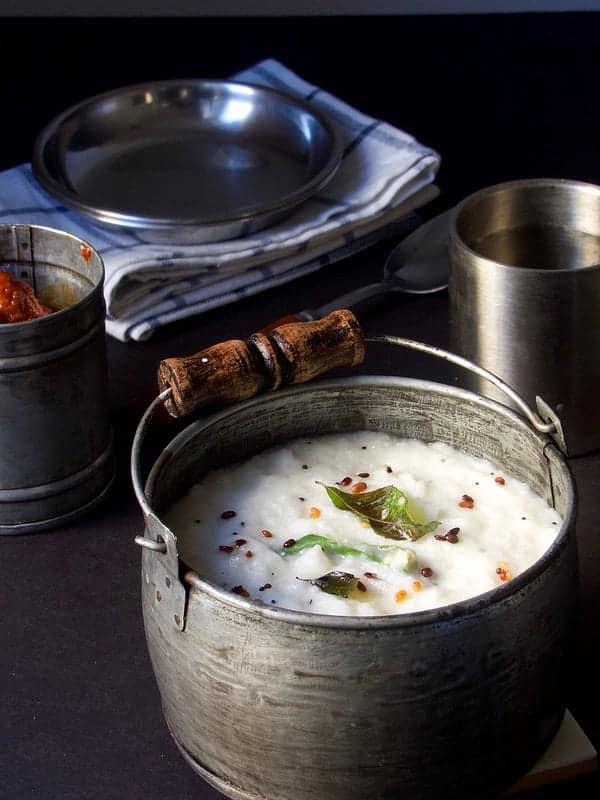 Yoghurt Rice | Thayir Sadam