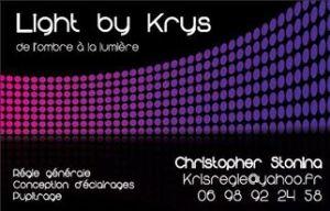 light by krys christopher