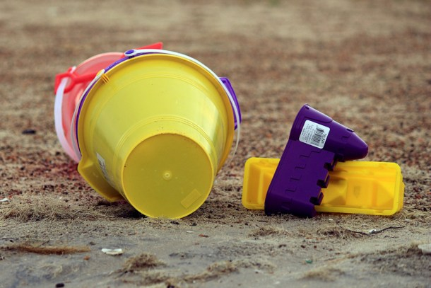Fun at the beach