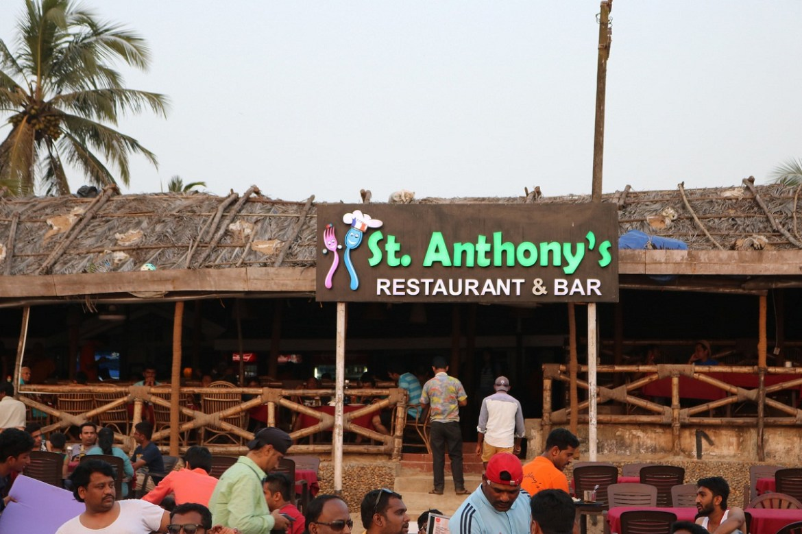 St Anthony's Shack Goa