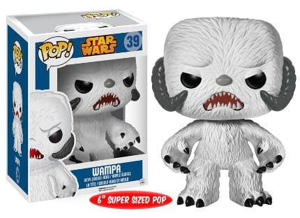Wampa ice creatures were carnivorous predatory reptomammals indigenous to the remote Outer Rim Territories ice planet Hoth.